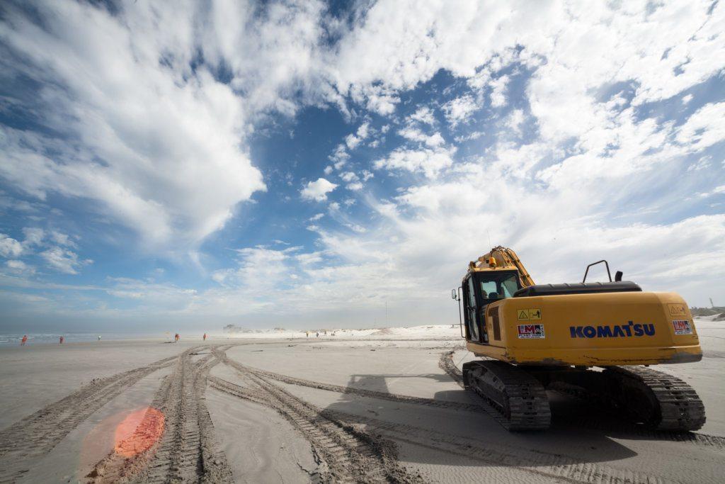MTN Beach Bulldozer